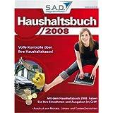 """Haushaltsbuch 2008von """"S.A.D."""""""