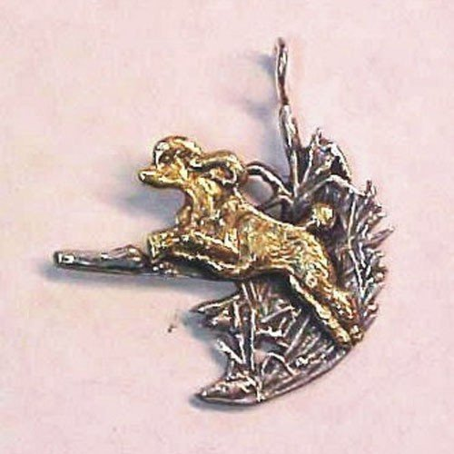 Poodle (Standard) Breed Origin Pin