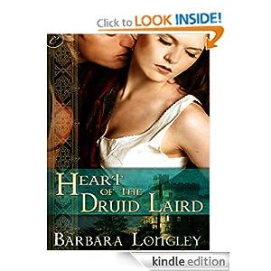 Heart of the Druid Laird - Barbara Longley