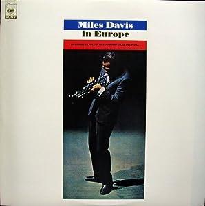 Miles Davis in Europe [VINYL] [UK Import]