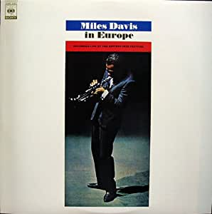 Miles Davis in Europe [VINYL] [UK Import]