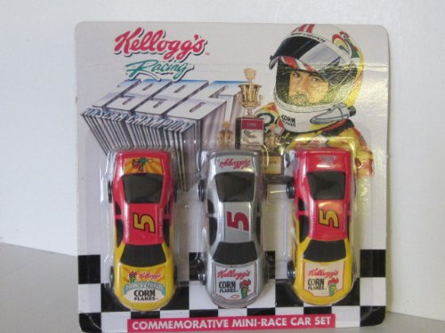 Commemorative Mini-race Car Set 1996 Nascar Champion - 1