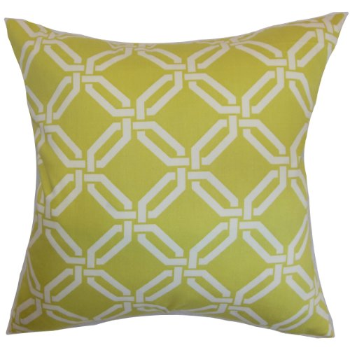 Lime Green Sofa Bed 2440 front