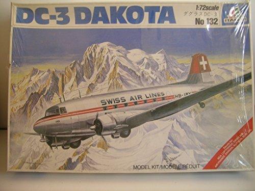dc-3-dakota-swiss-airlines-172-scale-model-kit-132