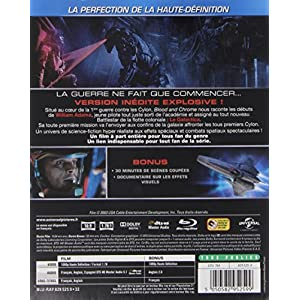 Battlestar Galactica : Blood & Chrome [Blu-ray]