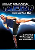 Billy Blanks This is Tae Bo DVD - Region 0 Worldwide