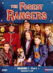 Forest Rangers / Season 1 Part 1 (Boxset) (3DVD)