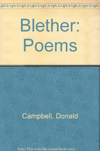 Blether: PDF