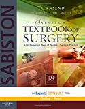 img - for Sabiston Textbook of Surgery: Expert Consult: Online and Print, 18e book / textbook / text book