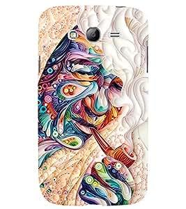 PRINTSWAG SMOKE Designer Back Cover Case for SAMSUNG GALAXY GRAND NEO PLUS