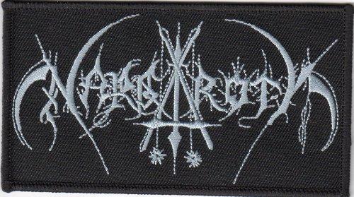 nargaroth-Logo toppa/Patch