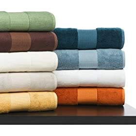 Bamboo/Cotton Bath Towels