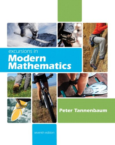 Excursions in Modern Mathematics Plus MyMathLab/MyStatLab...