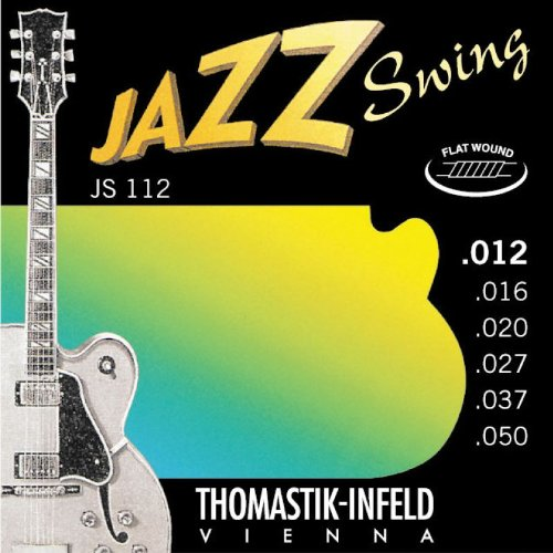 Thomastik JS112 Set Med-Lite Jazz Swing Flat