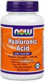 Hyaluronic Acid, Double Strength, 100 mg, 120 Veggie Caps
