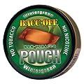 Bacc Off - Non-Tobacco Nicotine Free Herbal Snuff - Wintergreen Pouch