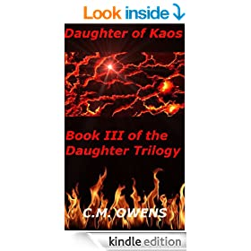 Daughter of Kaos (Daughter Trilogy)