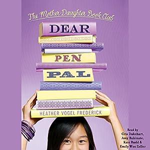 Dear Pen Pal Audiobook
