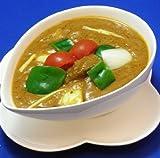 ティフィン・デ・ココ 玉ねぎたっぷりの手作りインドカレー マトンマサラカレー 辛口 Mutton Masala Curry マトンカレー