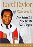 img - for No Blacks No Irish No Dogs book / textbook / text book