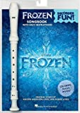 img - for Frozen - Recorder Fun!: Pack with Songbook and Instrument book / textbook / text book