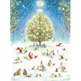 A Woodland Christmas Advent Calendarby Bernadette Watts