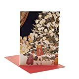 V&A Christmas Cards - The Holly's Up (Pack of 10)||RNWIT