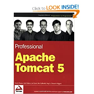 Downloads Professional Apache Tomcat 5 (Programmer to
