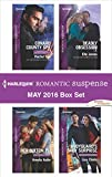 img - for Harlequin Romantic Suspense May 2016 Box Set: Conard County Spy\Her Colton P.I.\Deadly Obsession\Bodyguard's Baby Surprise (Conard County: The Next Generation) book / textbook / text book