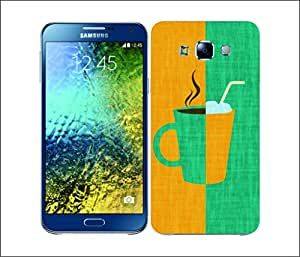 Galaxy Printed 2532 Opposites Hotcold Hard Cover for Samsung GRAND NEO