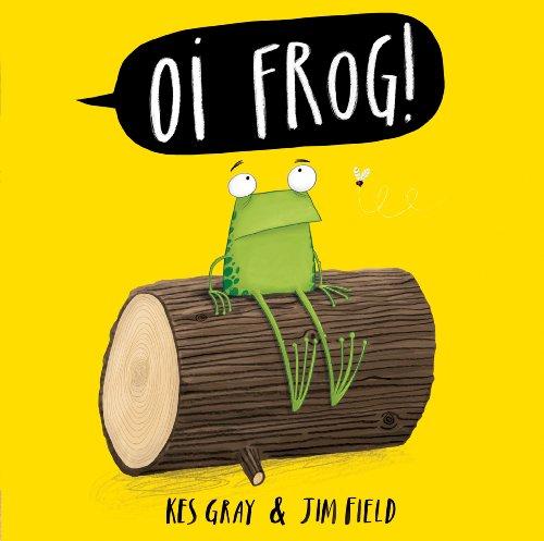 oi-frog-english-edition