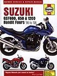 Suzuki: GSF600, 650 & 1200 Bandit Fou...