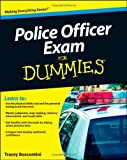 img - for Police Officer Exam For Dummies book / textbook / text book