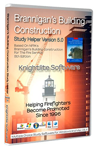 Brannigan's Building Construction For The Fire Service Study Software Version 5.0 - Knightlite