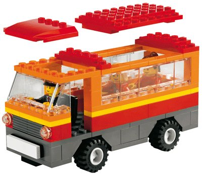 LEGO Vehicles Set (9333)