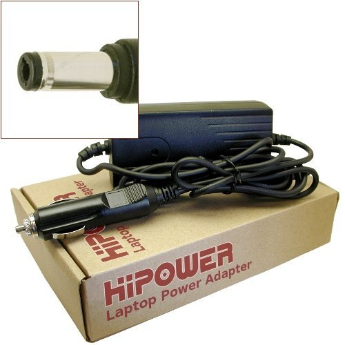 Hipower DC Car Automobile Power Adapter Charger For Acer Travelmate 240, 242LC, 242LCI, 242LM, 242LMI, 242X, 242XC, 242XM, 244, 244LC, 244LCI, 244LC-XPP, 244X, 250, 250E, 250ELC, 250ELCI, 250LC, 250LCI, 250PE, 250PEXC, 252, 252ELC, 252ELCI, 252PIXCI, 253,