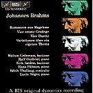 Brahms;Romanzen Aus Magelon