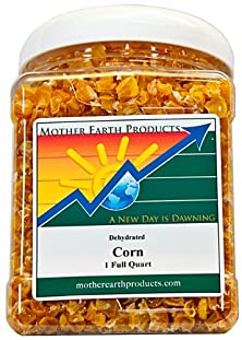 buy Mother Earth Products Dried Corn, 1 Full Quart