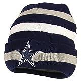 Dallas Cowboys NFL Cuffed Winter Knit Hat / Stocking Cap