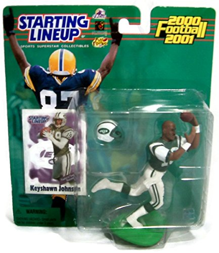 2000-2001 NFL Starting Lineup - Keyshawn Johnson Action Figure