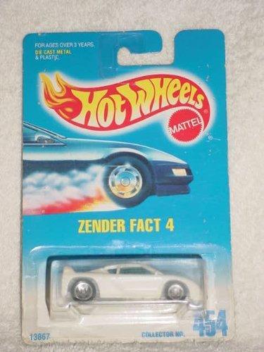 Hot Wheels Zender Fact 4 Col#454