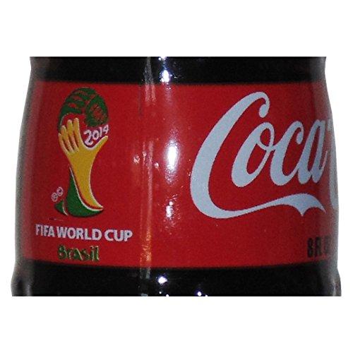 USA FIFA World Cup Brasil Coca-Cola Glass Bottle 2014 (2014 Coca Cola Cans compare prices)