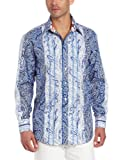 Robert Graham Mens Juluca Long Sleeve Woven
