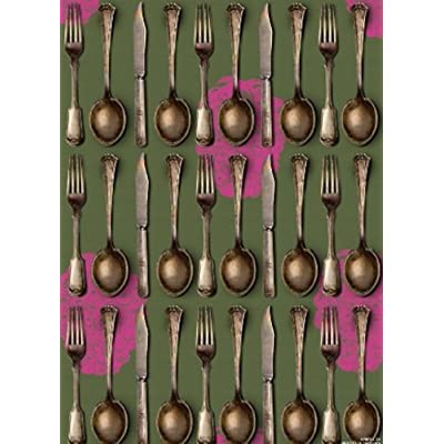 Cutlery Wrapping Paper
