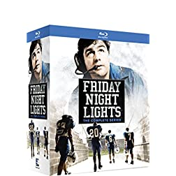 Friday Night Lights The Complete Series [Blu-ray]