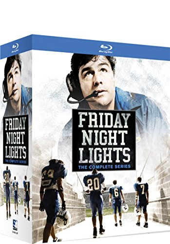 Blu-ray : Friday Night Lights: The Complete Series (13 Disc)