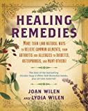 51jujaggBHL. SL160 Healing Remedies: More Than 1,000 Natural Ways to Relieve the Symptoms of Common Ailments, from Arthritis and Allergies to Diabetes, Osteoporosis, and Many Others!