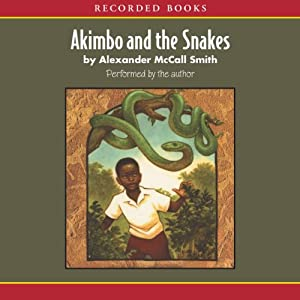 Akimbo and the Snakes Audiobook