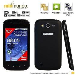 MioMundo - SmartPhone Android N9300/350. Pantalla 3,5
