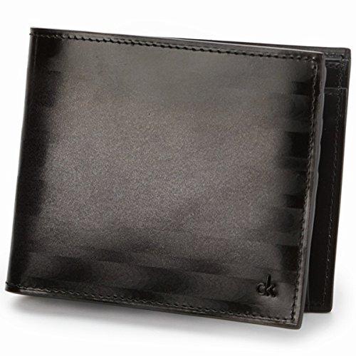 カルバン・クライン プラティナム・レーベル(CalvinKlein platinumlabel) 2つ折財布